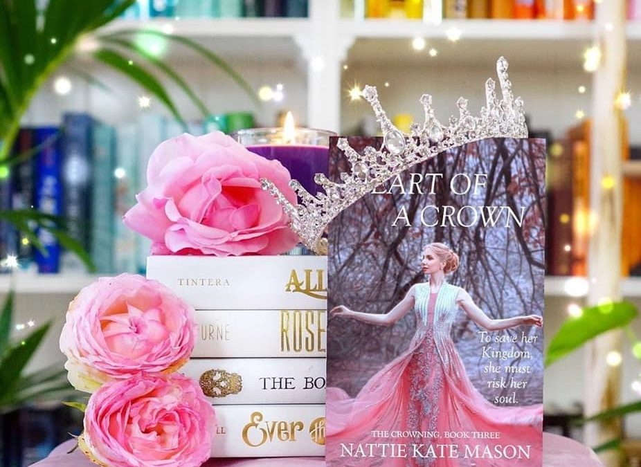 Book Launch – Nattie Kate Mason – Heart of the Crown
